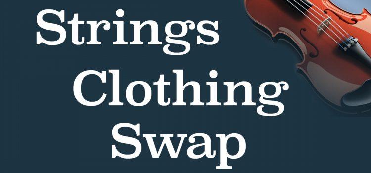 Strings Clothing Swap – November 30, 2018
