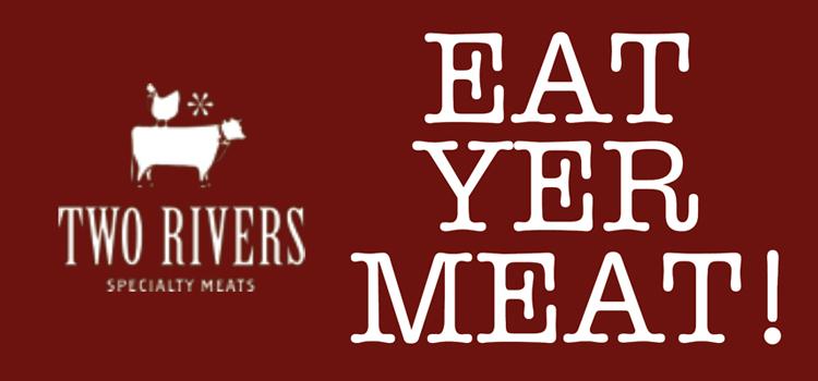 Eat Yer Meat fundraiser