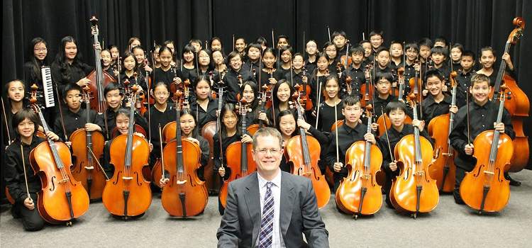 Jamieson Strings Program