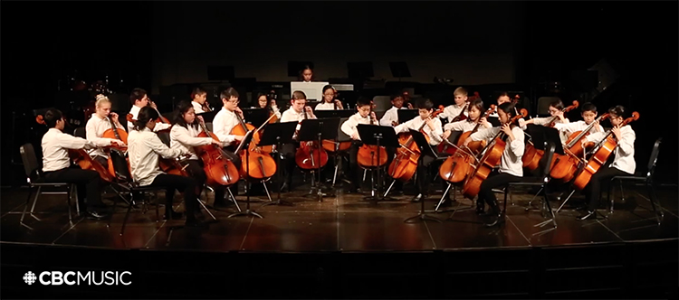 Jamieson Winter Strings Concerts