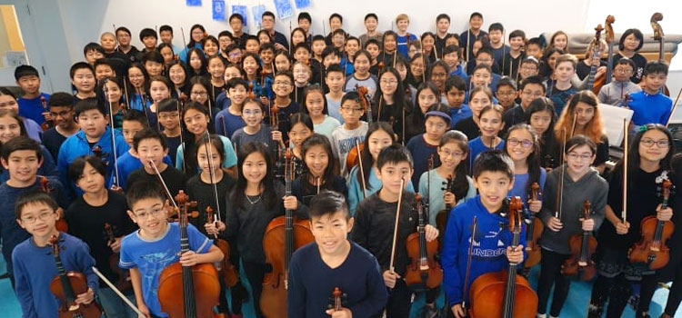 Strings Program photo